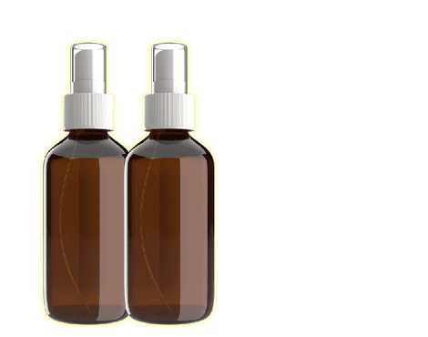Wholesale white-label CBD bottles