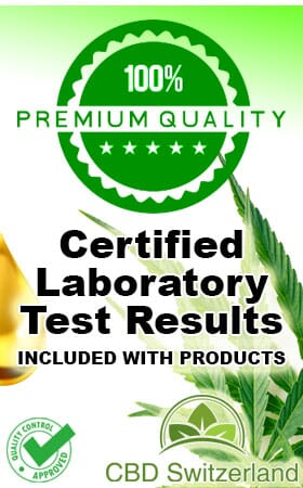 Certified Laboratory Test Results Included