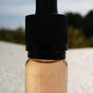 Product Bottle Sample